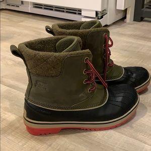 Sorel boots- waterproof